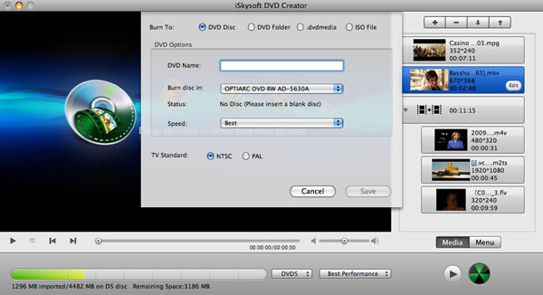 save youtube video to dvd mac